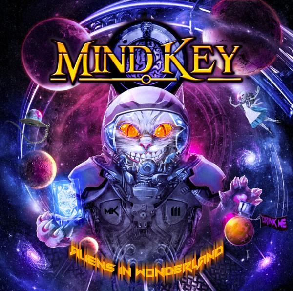 Mind Key - MKIII - Aliens In Wonderland