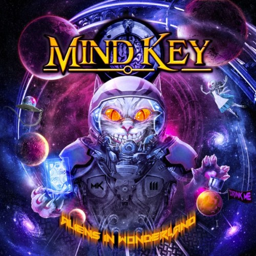 Mind Key – MKIII – Aliens In Wonderland