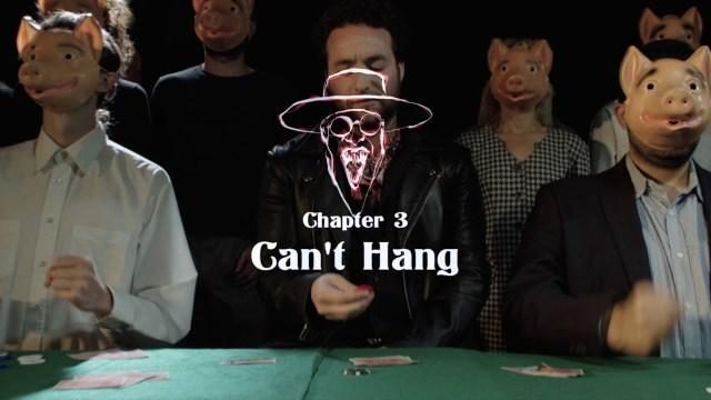 Sammy Hagar & The Circle - Can't Hang