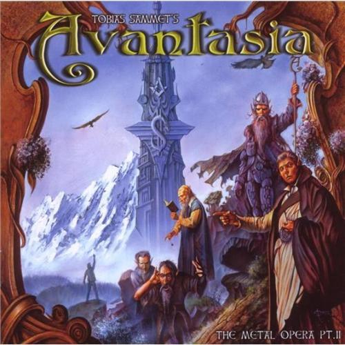 Avantasia - Metal Opera PArt 2