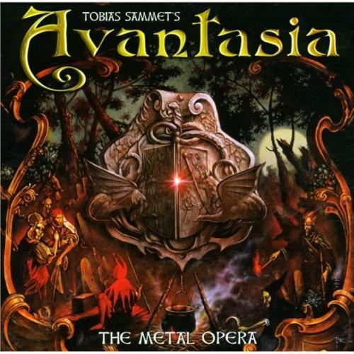 Avantasia - Metal Opera