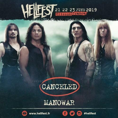 Manowar Hellfest