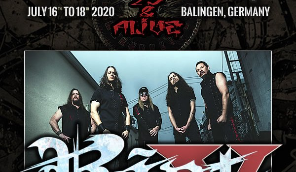 Riot V  am Bang Your Head 2020