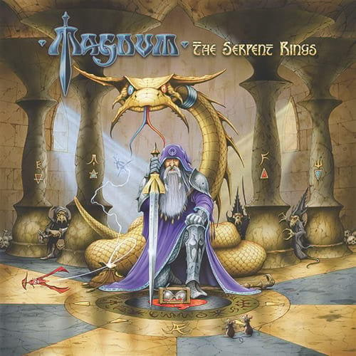 Magnum – The Serpent Rings