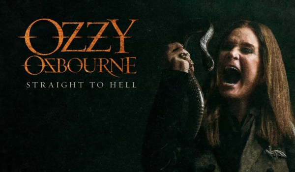 Ozzy Osbourne – Straight To Hell