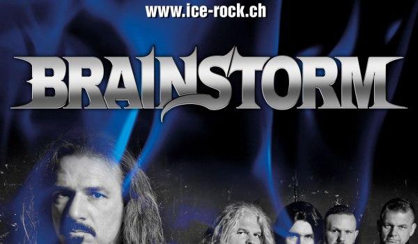 Brainstorm headlinen Icerock 2021