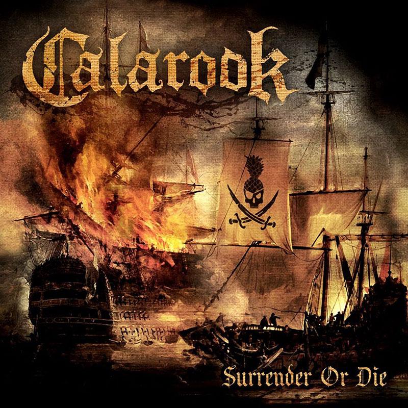 Calarook - Surrender Or Die