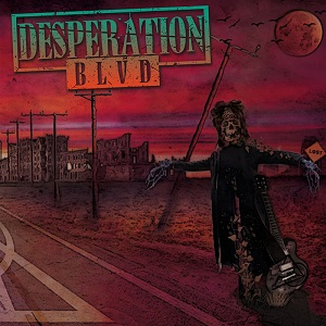 November Pain mit Desperation BLVD