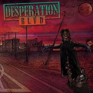 November Pain mit Desperation BLVD
