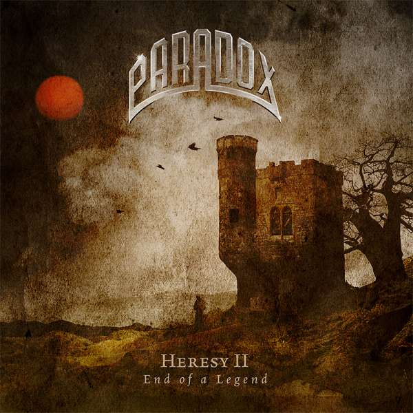 Paradox - Heresy II - End Of A Legend