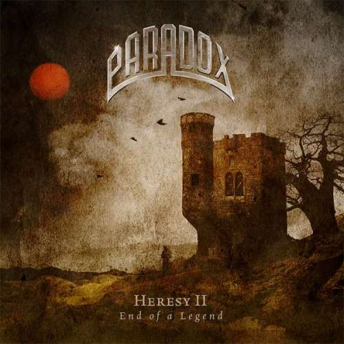 Paradox – Heresy II – End Of A Legend