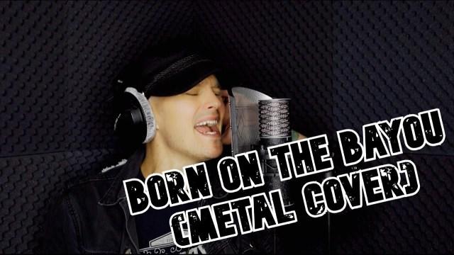Erik Grönwall - Born On The Bayou