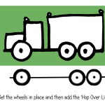 How Should You Teach Ages 4 To 9 To Draw Cars And Trucks