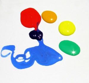 גלגל הצבעים | סטודיו לאומנות