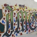 גרפיטי בתל אביב, צילום: איריס עשת כהן