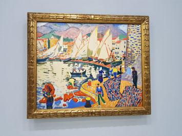 ANDRE DERAIN- אימפרסיוניסטים, נאיביות, צבעים חזקים