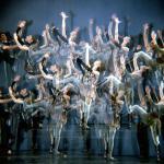 צילומים של ריקודים בבת דור הכל צולם בשחור לבן וצבע