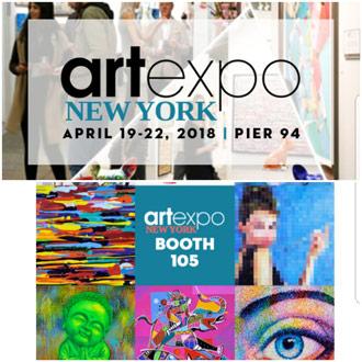 ART EXPO NEW YORK 2018