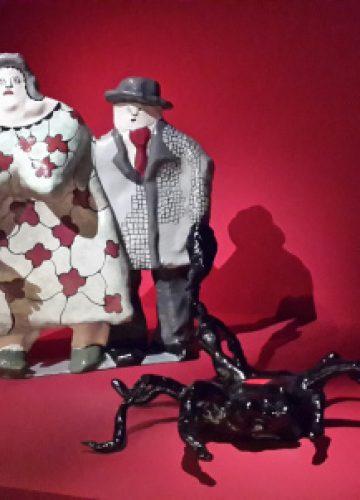 תערוכה חדשה בפאריס: ניקי דה סן פאל