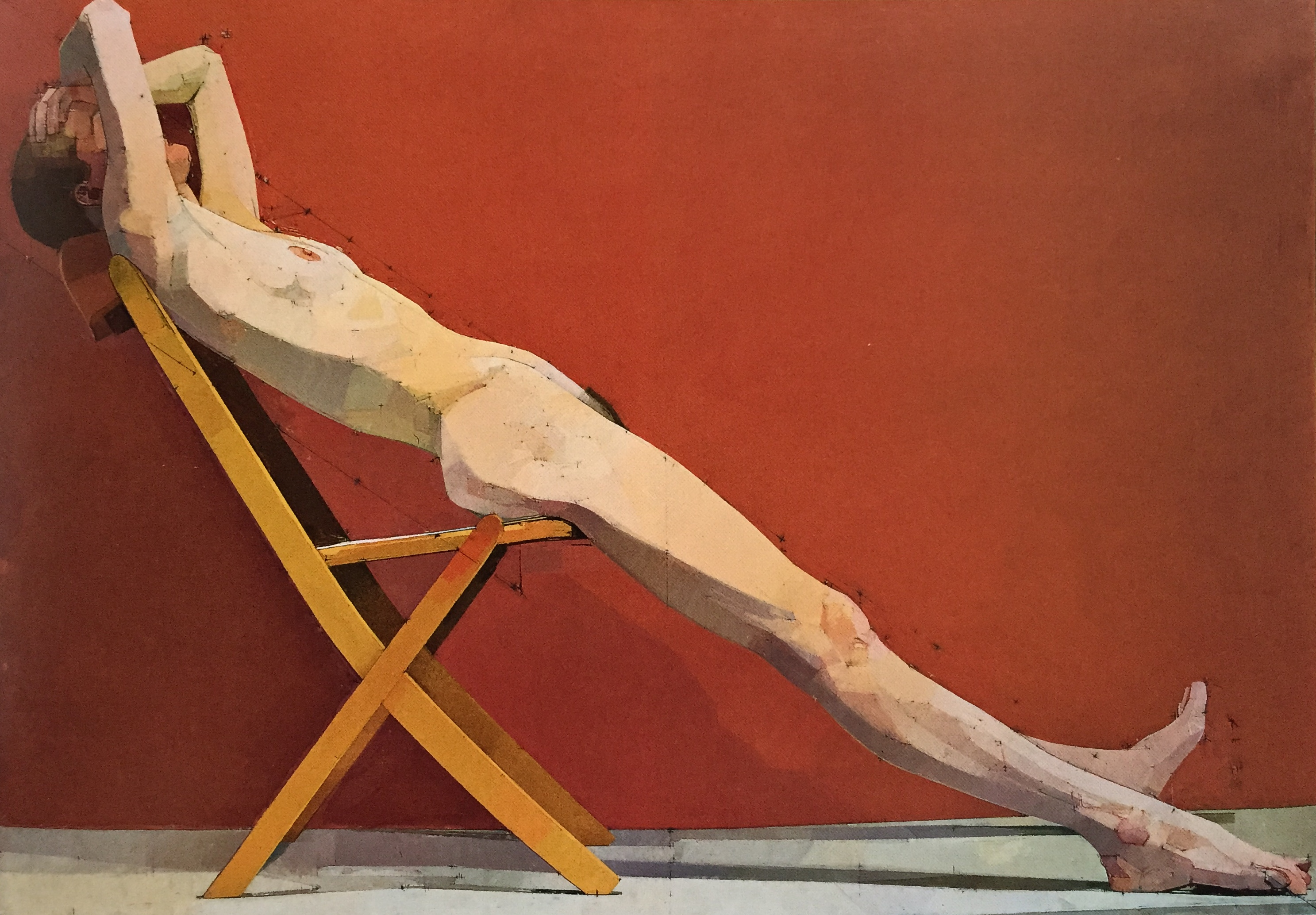 Euan Uglow The Poetry Of Precision The Art Digger