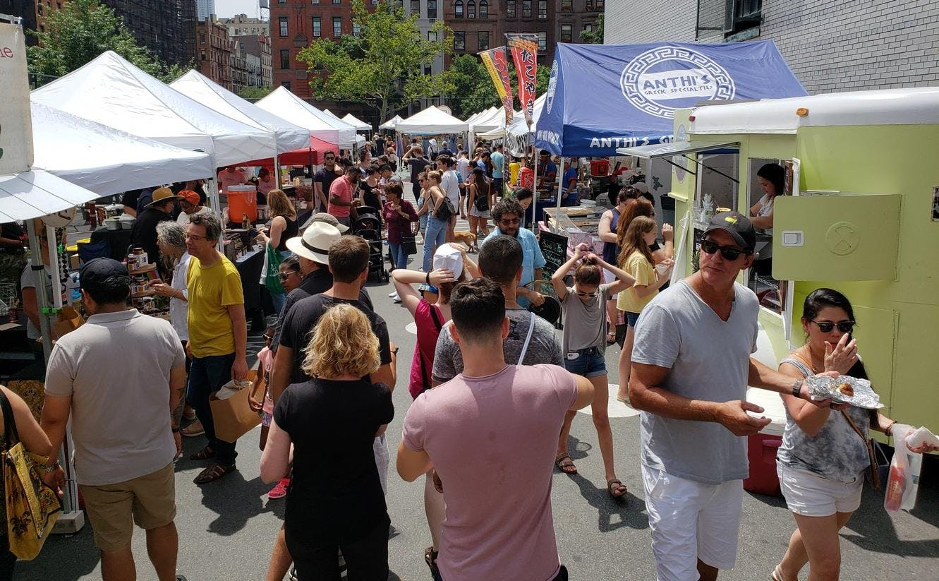Summer Sunday Brunch & Shop - The Art Fair Gallery