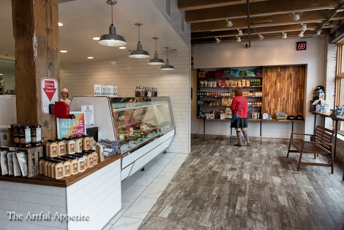 The Herbivorous Butcher vegan meats and cheese Minnesota | The Artful Appetite