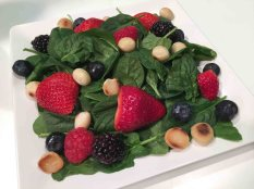 Spring Berry Salad