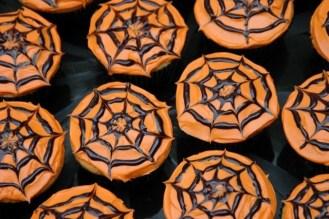 SpiderCupcakes