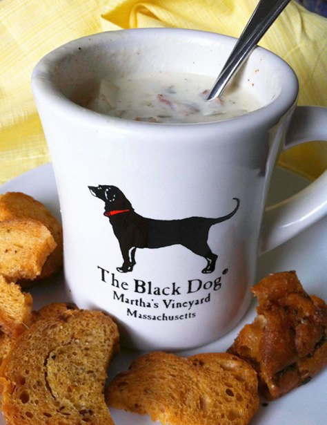 Black Dog Tavern Chowder