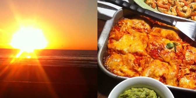 Tequila, Sunsets and a Mexican Feast in San Diego (Story + Recipes)