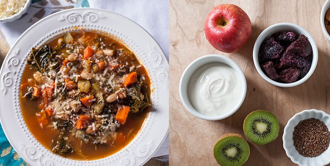 Superfoods Recipes for a Healthy New Year