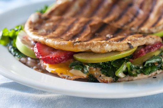 California Dreamin' Grilled Cheese 3