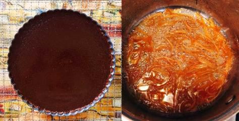 ChocolateOrangeTart-OrangePeel