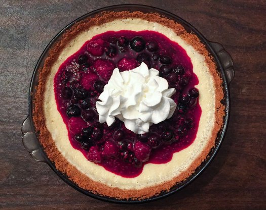 Lemon Blueberry Pie1