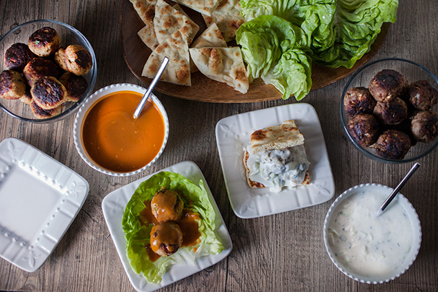 The Artful Gourmet :: Food Stylist