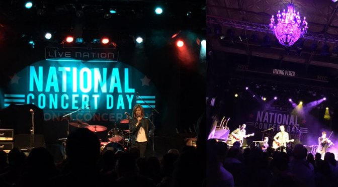 National Concert Day & Pringles Summer Jam in NYC!
