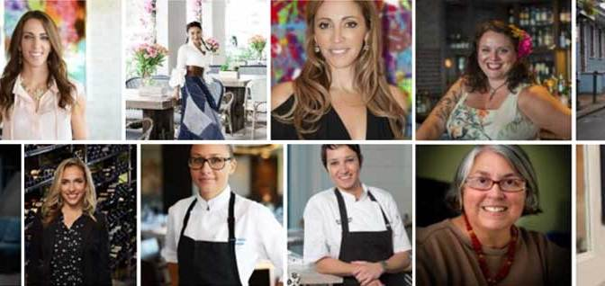 Celebrating International Women's Day :: Top Women in Food + Beverage