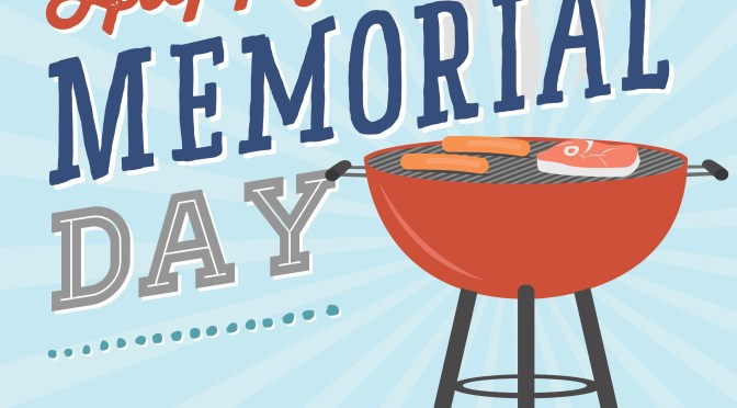 Happy Memorial Day + Some Favorite Recipes