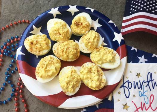 Best Deviled Eggs Ever