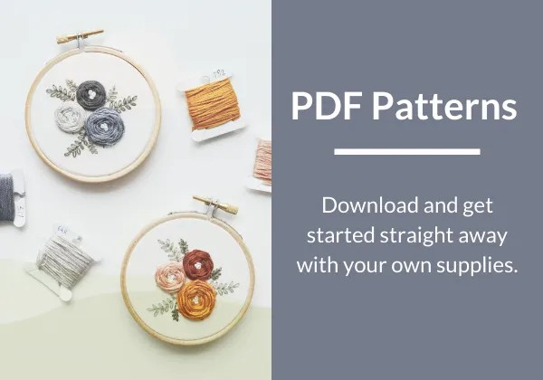 PDF patterns Product category