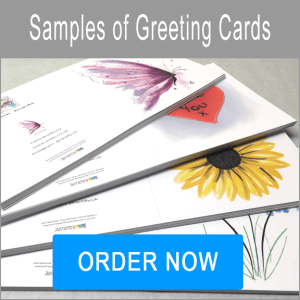 Sample of Greeting Cards