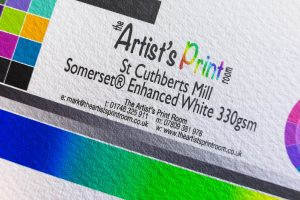 St Cuthberts Mill Somerset Enhanced White - The Artists Print Room