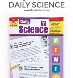 Review: Evan-Moor Daily Science Grade 3 - The Art Kit [ 1200 x 800 Pixel ]