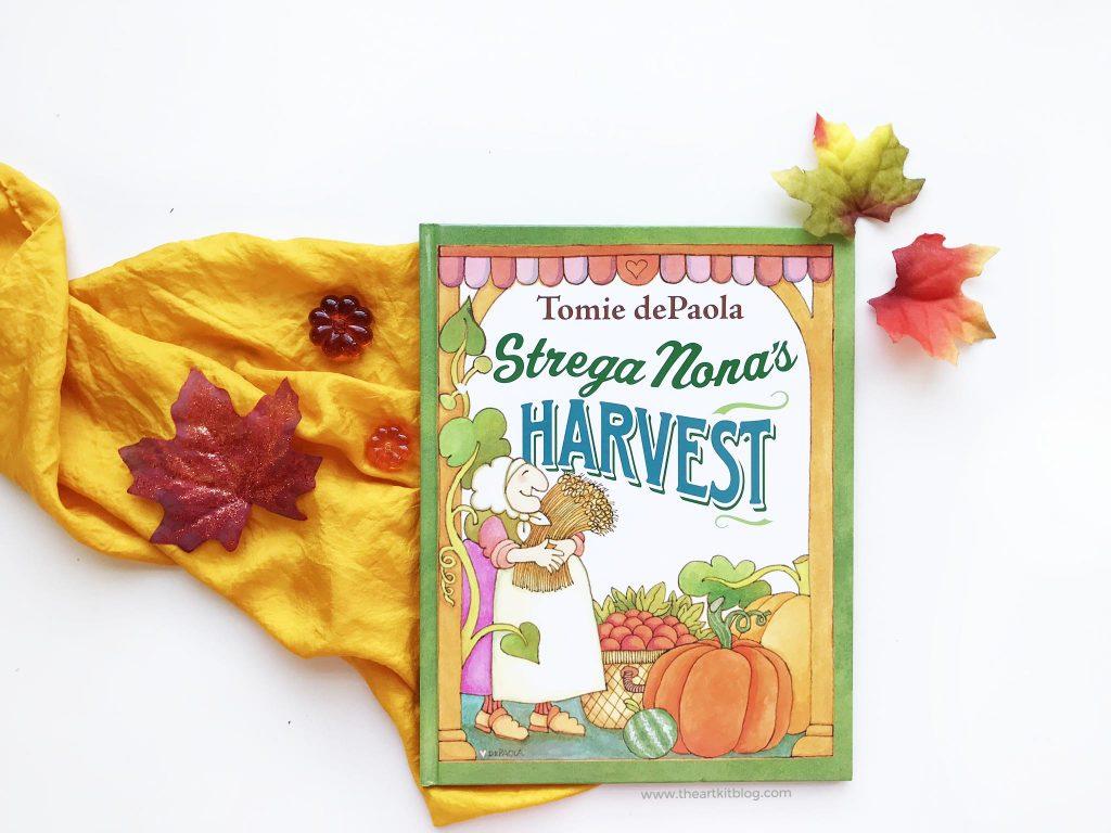 Strega Nona S Harvest By Tomie Depaola