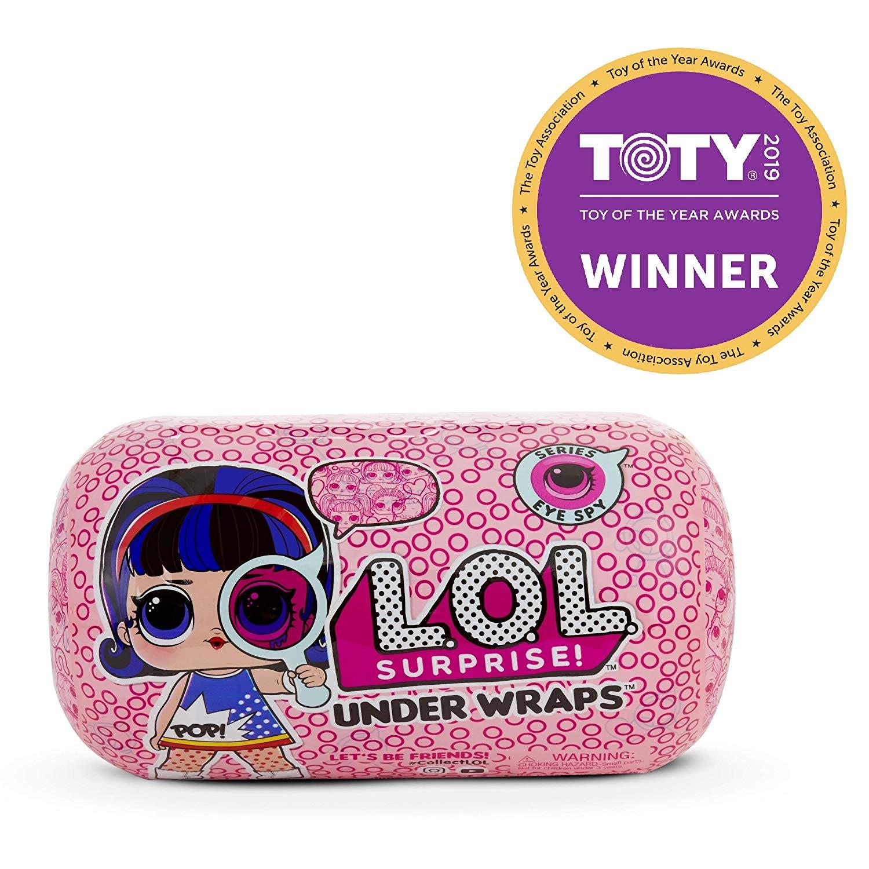 Sale Alert L O L Surprise Under Wraps Doll Series Eye Spy 1a