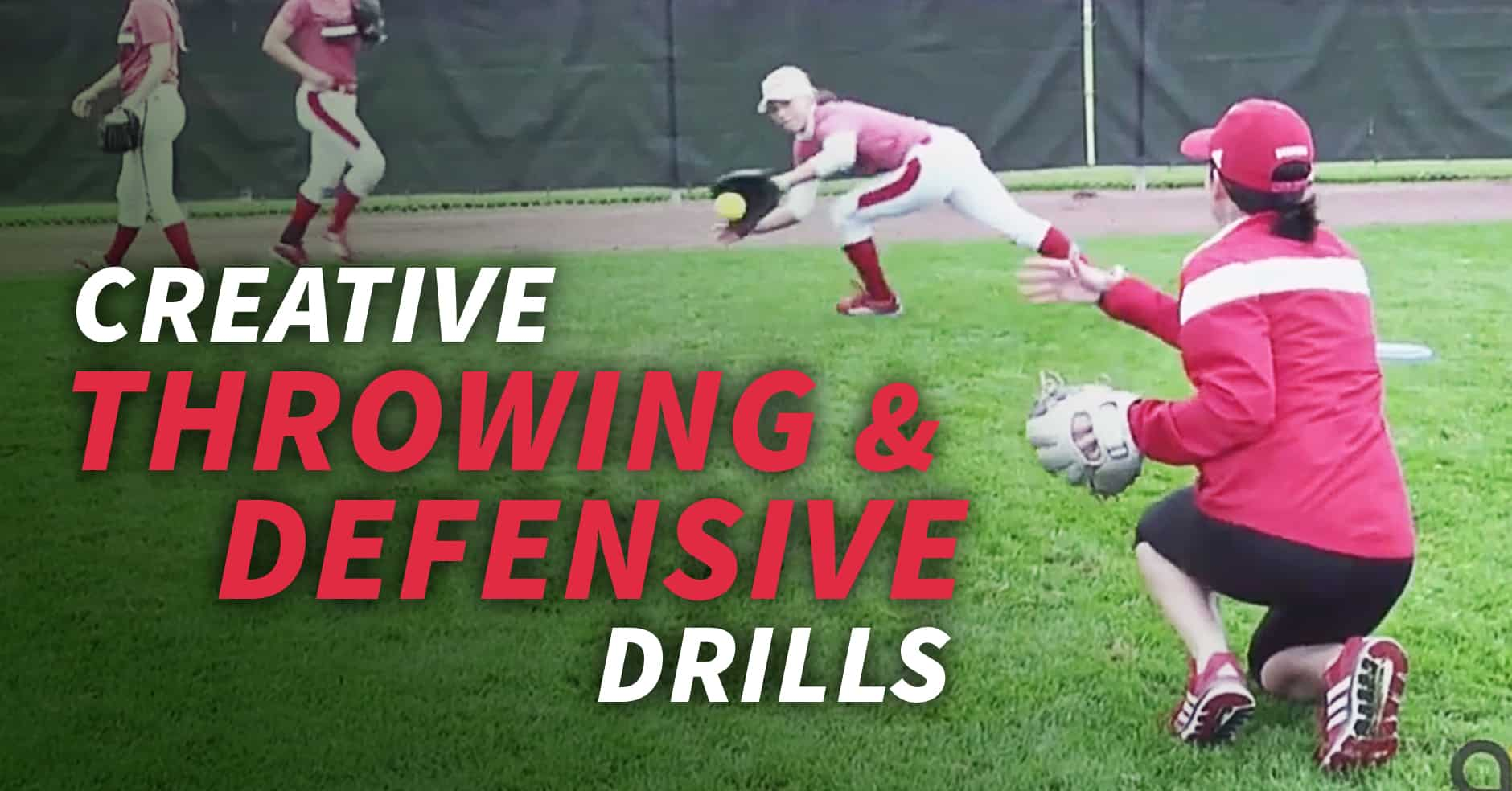 Creative Throwing And Defensive Drills