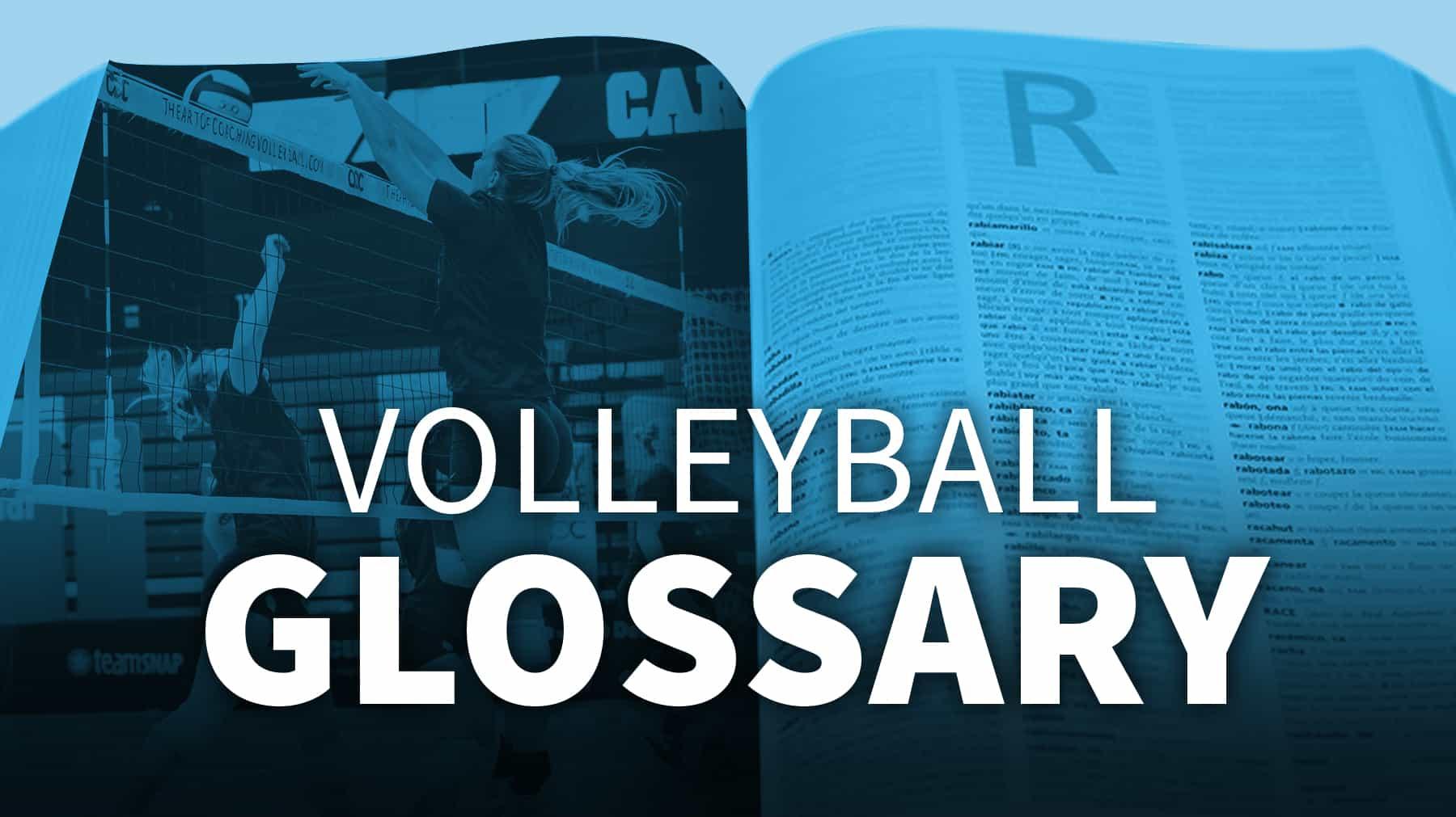 Volleyball Glossary