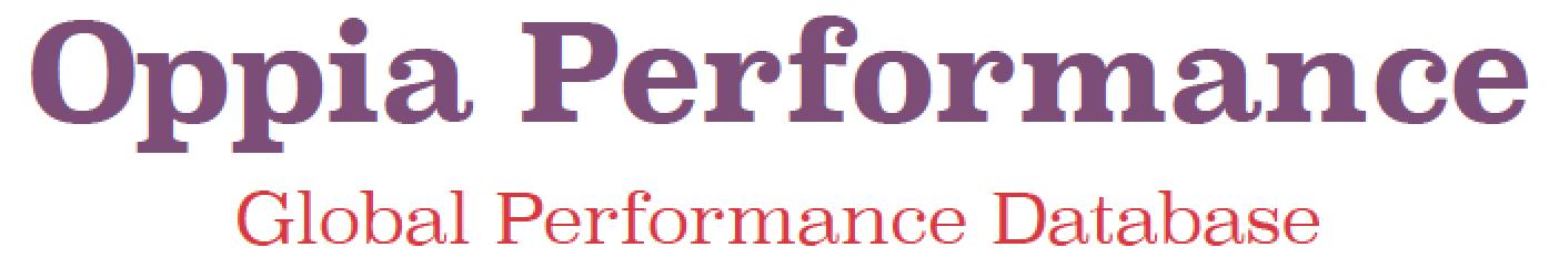 Oppia Performance