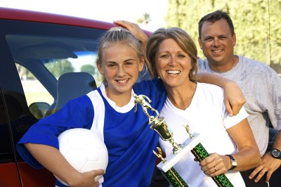 Student Athelete & Parents