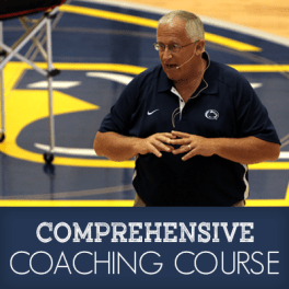 Comprehensive coaching course